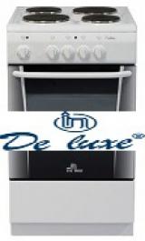 Запчасти газовых и электрических плит «Де Люкс»