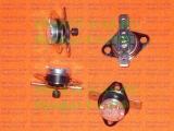 Термореле /термостат/ KSD301 нормально замкнутый с кнопкой сброса