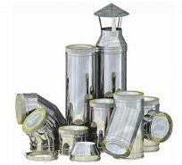 Воздуховоды, газоходы, дымоходы и комплектующие вентиляции