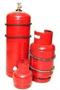 Газовые баллоны для сжиженого газа