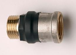 Изолирующее соединение для газопровода