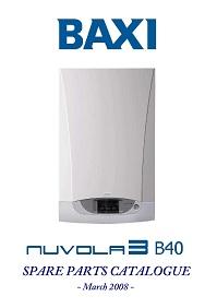 BAXI NUVOLA-3 B40