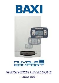BAXI NUVOLA-3 COMFORT