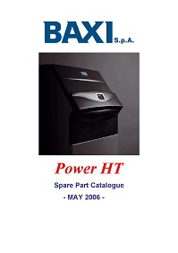 BAXI POWER HT