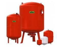 Расширительные баки, кронштейны и мембраны для систем отопления