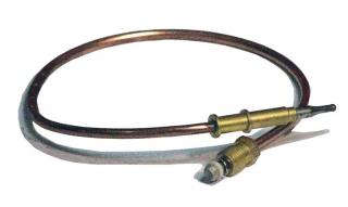 Термопара газовой плиты Дарина GM341, Дарина GM141 на ближние горелки (длинна L- 240 мм) под резьбу М8 х 1