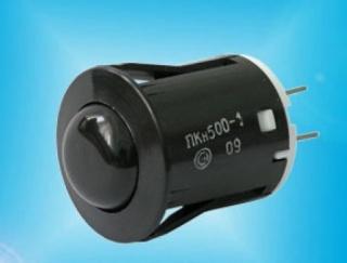 Кнопка розжига конфорок и духовки плиты Дарина черная ПКН-500-1-4