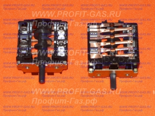 Переключатель конфорки пм-16-05-01 для электроплиты Мечта