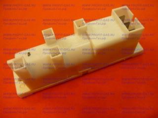 Блок электроподжига для плит KING, Flama 4-х канальный многоразрядный BR 1-2