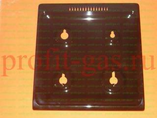 Стол газовой плиты GEFEST-3300 коричневый с розжигом