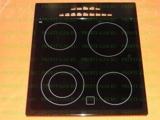 Стол электроплиты BEKO CSE 57300 GS стеклокерамика (4410300084) (5560.06.1 000-05)