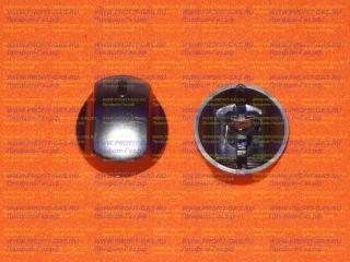 Ручка крана газовой плиты GEFEST-5100 короткая ножка серебро
