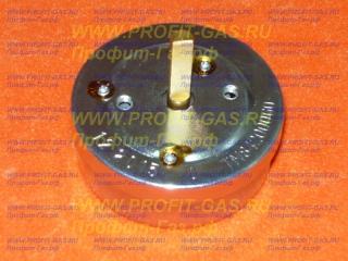 Часы таймер духовки газовой плиты Ariston (диаметр штока d- 6мм)