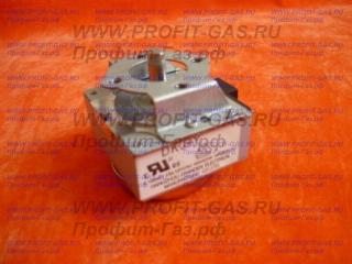 Часы-таймер электромеханический плиты GEFEST-1140, GEFEST-ДА122 (длина штока 6мм)