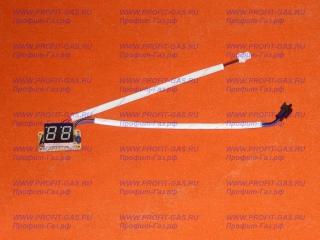 Монитор дисплей газовой колонки NEVA-4510, NEVA 4511, NEVA 5611