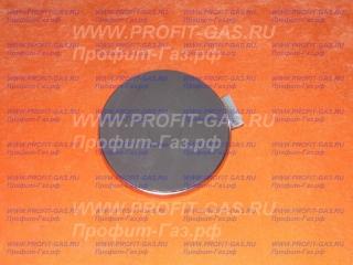 Электроконфорка (блин) с кольцом малая для электроплиты Лада (ЭКЧ 145-1,0 кВт)