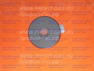 Малая экспресс конфорка (блин) с кольцом для электроплиты (ЭКЧЭ 145-1,5 кВт)