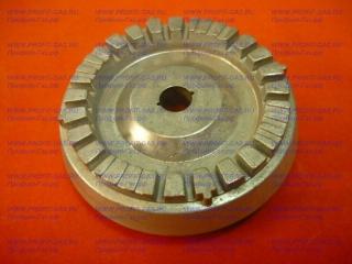 Горелка конфорка для настольной плиты гефест брест нового образца