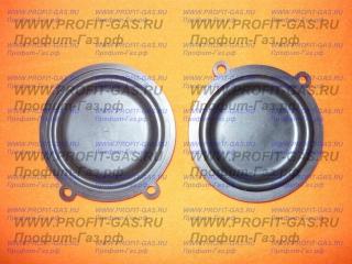 Мембрана водяного узла газовой колонки Selena, Indon, Nescar 12 литров