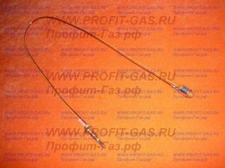 """Термопара газовой плиты """"GEFEST"""" 0896 длина 600мм (676089600600)"""