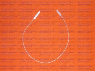 Разрядник электрод электроподжига для газовой плиты Ariston. Заводской код 162123. Длинна провода 450 мм.