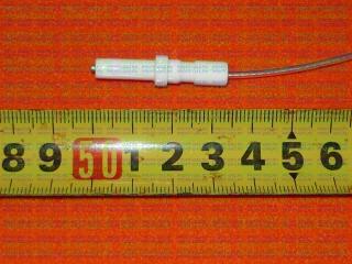 Разрядник (электрод) плиты GEFEST-1500, GEFEST-3500, GEFEST-6100, GEFEST-6300, GEFEST-6500, СН2230 (длина провода 750мм) для горелок SOMIPRESS