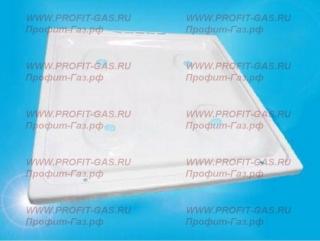 Стол /верхняя панель/ плиты Гефест 3100, GEFEST-3100 без розжига белый