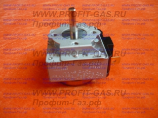 Часы-таймер электромеханический плиты GEFEST-6140 (длина штока 18 мм)