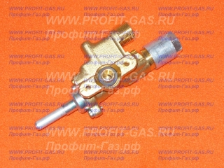 Кран духовки GEFEST-100 с газ-контролем