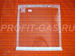 Крышка плиты GEFEST - 3300 стеклянная под мрамор для плит с 10.2011г.в.
