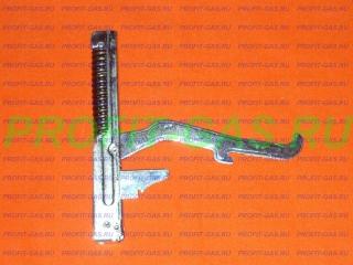 Петля (шарнир) дверки духовки Indesit C00056702