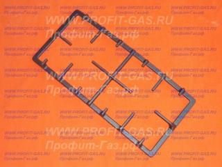 Решетка стола GEFEST-СН2230 чугун половинка
