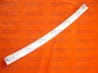 Ручка дверки духовки Гефест-1300, Гефест-1500, Гефест-3300, Гефест-3500, Гефест-6100, Гефест-6300, Гефест-6500, Гефест-ДА602 белая