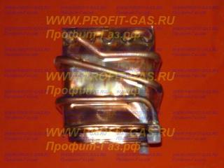 Теплообменник радиатор для газовой колонки NEVA-4011, Neva-4511, NEVALUX-5111, NEVALUX-5611, NEVALUX-6011