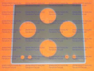 Стеклокерамическая поверхность варочной панели Hotpoint-Ariston TD640SXHA