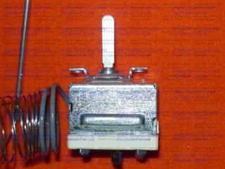 Термостат /терморегулятор/ духовки электроплиты Hansa. Код 8032828