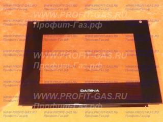 Стекло наружное плиты Дарина GM442, Дарина ЕМ241, Дарина ЕМ341 (445х495 мм)