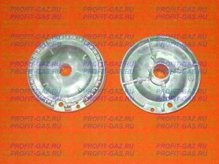 Горелка конфорка газовой плиты FLAMA CG, FG, RG, RK большая d-98мм