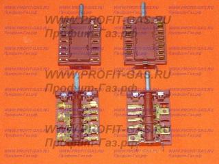 Переключатель мощности конфорки к электроплите Лысьва АС6.Т29.688 А (ПМЭ27-23711)