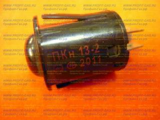 Кнопка розжига для плиты Гефест, Брест черная ПКН-13-2