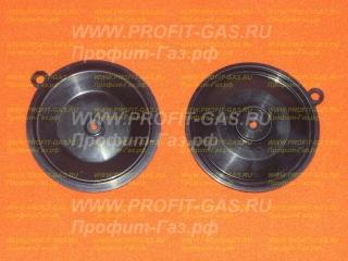 Мембрана диафрагма водяного узла газовой колонки NEVA Lux-5513, NEVA Lux-5514, NEVA Lux-6011, NEVA Lux-6013, NEVA Lux-6014
