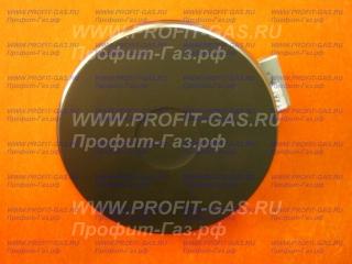 Средняя конфорка (блин) с кольцом для электроплиты (ЭКЧ 180-1,5 кВт)