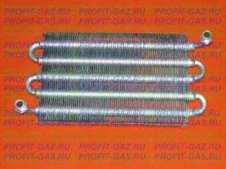 Теплообменник радиатор ВПГ НЕВА 3208 с 2006г. в., НЕВА 3010, НЕВА 3110, НЕВА 3212, НЕВА 3216, ДАРИНА 3010, ДАРИНА 3110 плоский