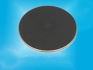 Большая конфорка (блин) с кольцом для электроплиты (ЭКЧ 220-2,0 кВт)