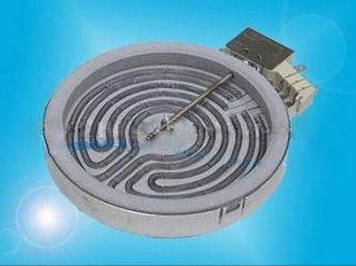 Электроконфорка /нагревательный элемент/ стеклокерамики GEFEST - 2140, GEFEST - 2160, GEFEST - СН4230, GEFEST - СН4231 диаметр-180мм, мощность-1700W