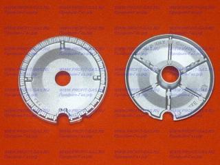 Рассекатель горелка конфорка большая газовой плиты Hansa. Заводской код 8041262