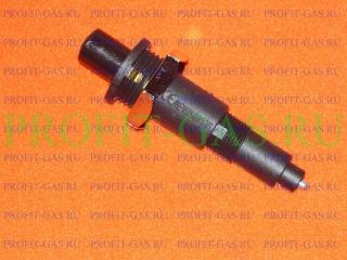 Кнопка пьезорозжига газовой колонки M18*1.5 (010284С)
