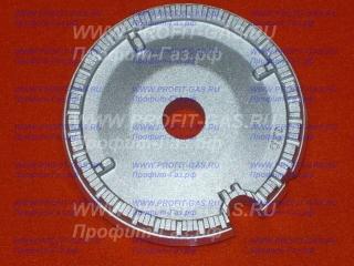 Горелка большая /конфорка, рассекатель/ газовой плиты Mora B-D3-EVL