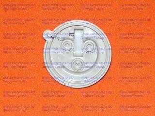 Крышка водяного узла MERTIK G40-SP01 газовой колонки NEVA-5011, NEVA-5013, NEVA-5014 в сборе