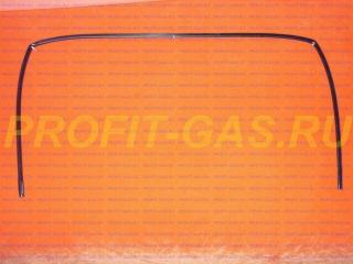 Уплотнительная резина дверки духовки плиты Гефест 2040, Gefest-2040 (260*388*260 мм)
